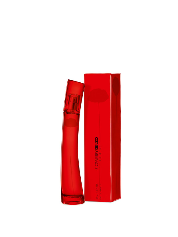 Flower by Kenzo Red Edition