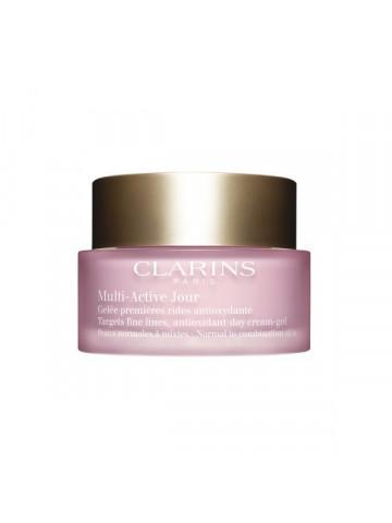 Gel-crème de jour multi-actif pour peaux mixtes