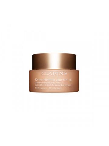 Crema Firmeza Antiarrugas Día Extra-Firming SPF 15 Todas Las Pieles