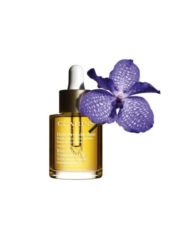 Huile Soin Visage Orchidée Bleue 30 ml