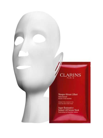 Masque-sérum multi-intensif en tissu 5 un.