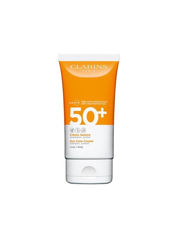Crème solaire pour le corps Uva / Uvb 50+