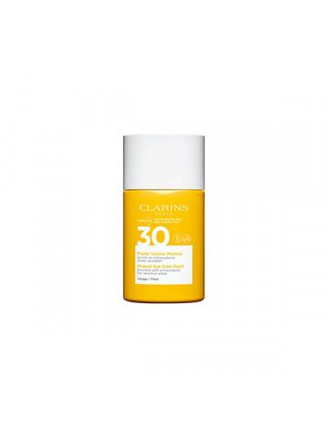 Fluide solaire minéral pour le visage Uva / Uvb 30