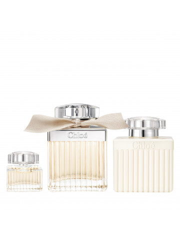 Chloe Signature EDP 75ml + Body Lotion 100 ml + Miniature 5ml
