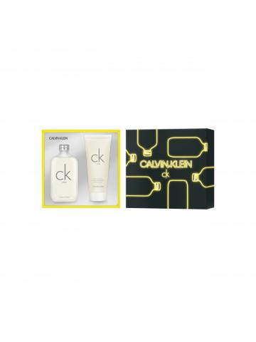 CK One EDT200 + BL200 - Parfumeries éclair INTL