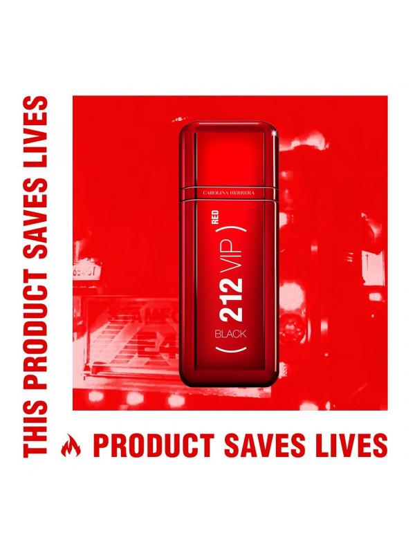 212 VIP Black Red Eau de Parfum