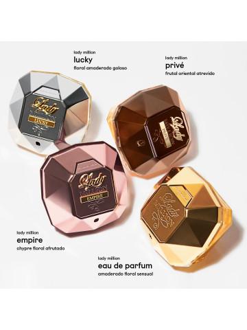 Eau de Parfum Lady Million Privé