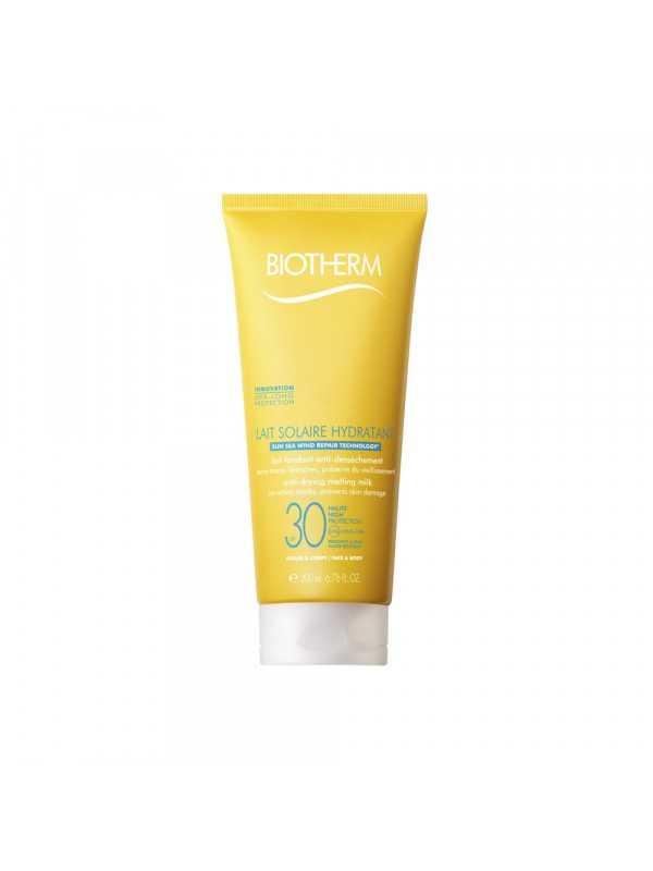 Biotherm Lait Solaire Leche solar hidratante SPF30