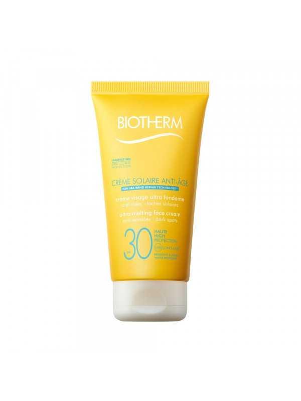 Biotherm Crème Solaire Anti-Age Visage Crema solar antiedad Rostro