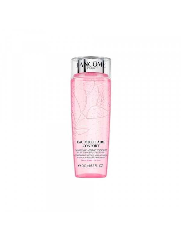 Lancôme Agua Micelar Confort Solución Desmaquillante facial hidratante y calmante