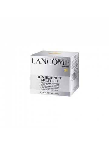 Lancôme Rénergie Multi-Lift Crema de Noche Redefinición Lifting, Anti-arrugas