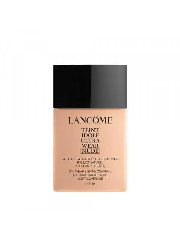 Lancôme Teint Idole Ultra Wear Nude Base de Maquillaje