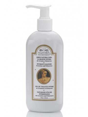 Jabón Natural para la Higiene Íntima de Geranio y Palmarosa