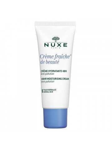 Crème fraîche de beauté Crema hidratante 48h anti-polución