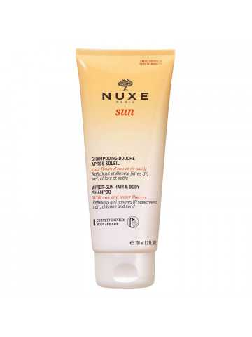 Nuxe Sun Champú de ducha After-sun para cuerpo y cabello