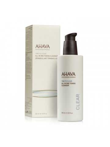 All In One Toning Cleanser