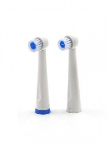 Dual Clean Recambio cepillo dientes oscilante 2u