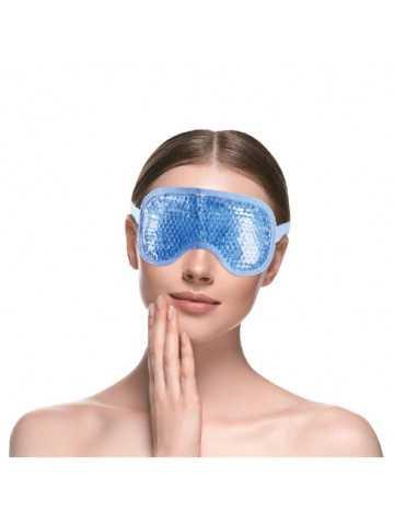 Pearl Therm Eye Máscara ajustable de perlas de gel terapéuticas
