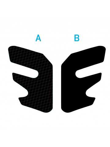 Entraînement musculaire de remplacement ABS Body Pad L-II Replaicement