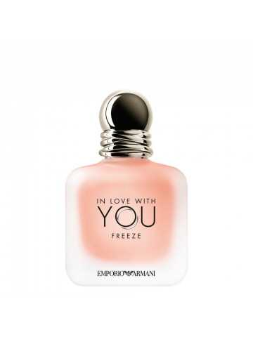 Emporio Armani In Love With You Freeze Eau de Parfum de mujer 50 ml