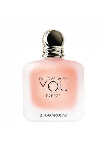 Emporio Armani Eau De Parfum In Love With You Freeze 100 ml