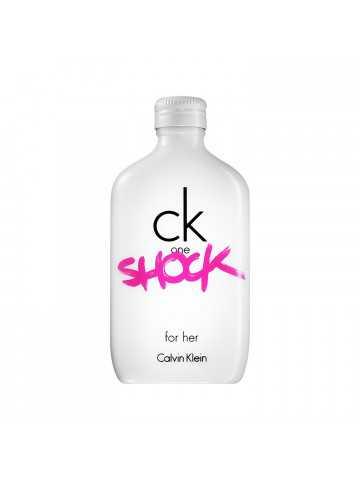 CK One Shock Eau de Toilette para Mujer 200 ml