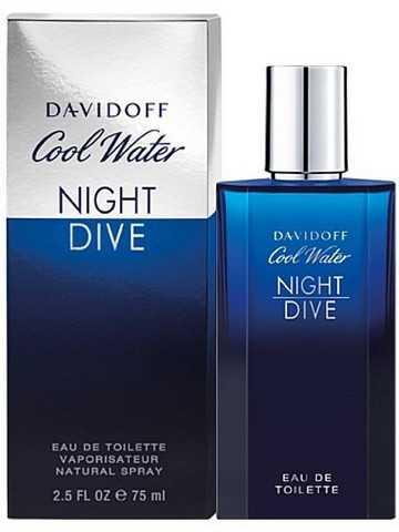 Cool Water Night Dive Eau de Toilette