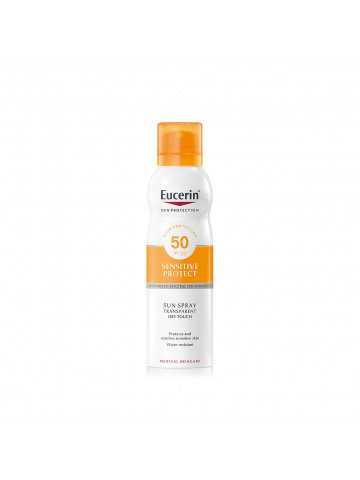 SUN Spray Transparente Dry Touch FPS 50+ 200 ml