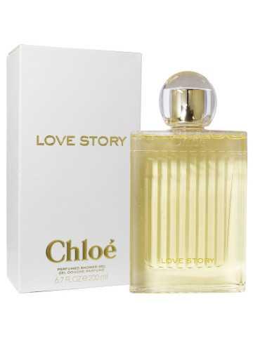 LOVE STORY Shower Gel 200 ml